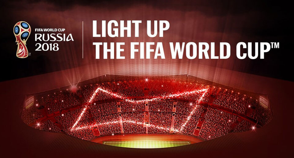 Budweiser Man Of The Match Campaign At The 2018 World Cup
