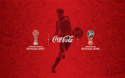 Coca Cola 2018 World Cup Campaign